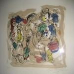 Marc Chagall Little Peasants