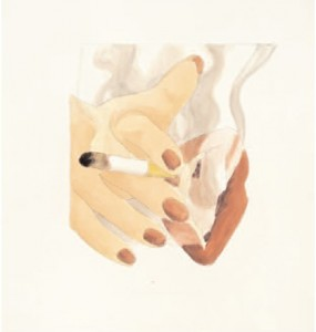Study for Smoker 1973 Tom Wesselmann
