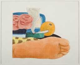Tom Wesselmann Drawing for Bedroom Painting 14