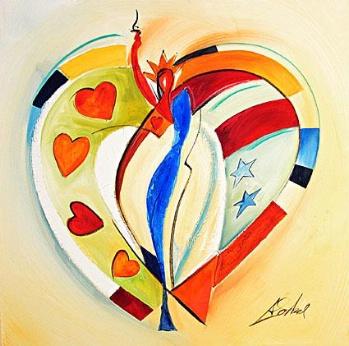 American Hearts I