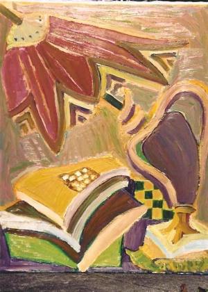 Lamp Reading
