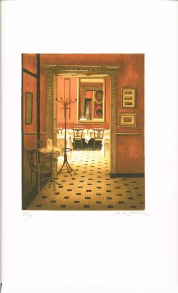 Interieur Bistro Parisien Suite Interieur Cafe Procope