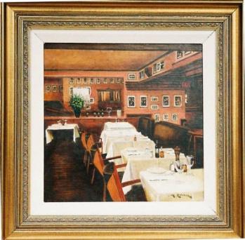 Interior Restaurant Paparazzi