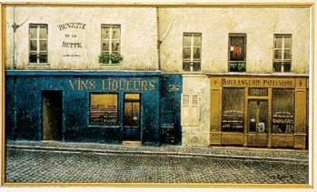 Rue Novine Montmartre