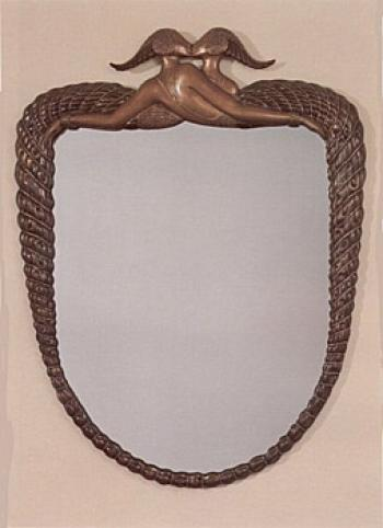 Narcissism Wall Mirror