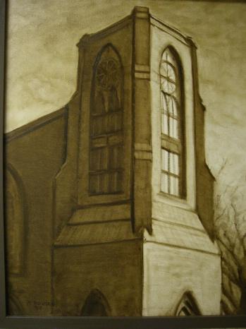 Baptist Church on Coliseum Square