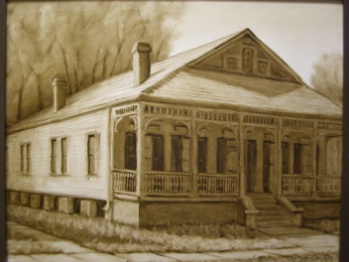 Country House on S. Carrollton