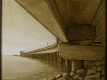 Study for Causeway