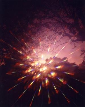 Starburst Sunrise