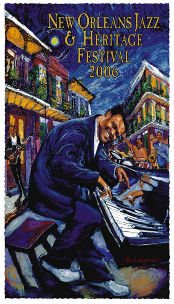 Jazz Fest 2006 <br> Rockin' To New Orleans: Fats Domino