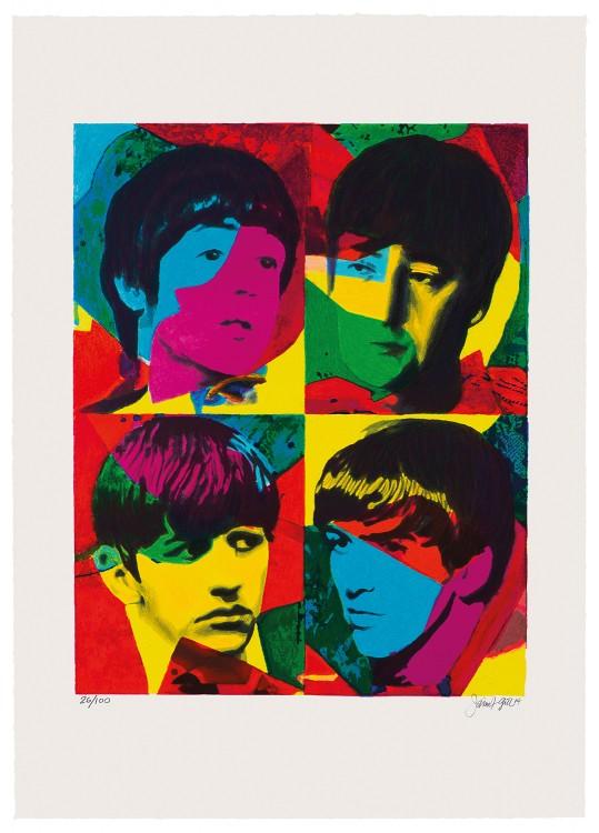 Young Beatles . . . Beautiful Magic