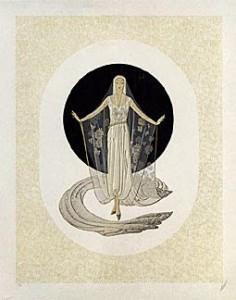 Veil Gown -  June Bride Suite