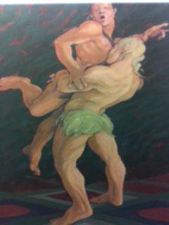 Hercules and Anteaus