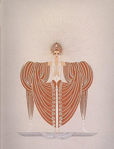 Erte Radiance home decor