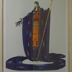 Erte - Zeus