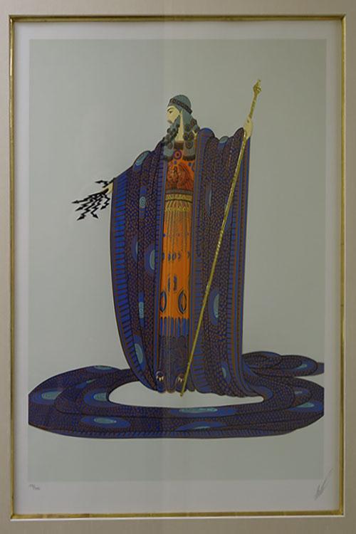 Hera and Zeus Suite  --  Zeus