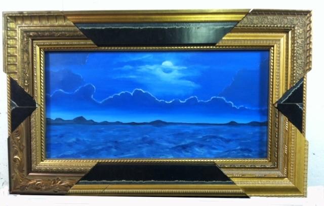 """""""Evening Blues"""", Lee Morais"""