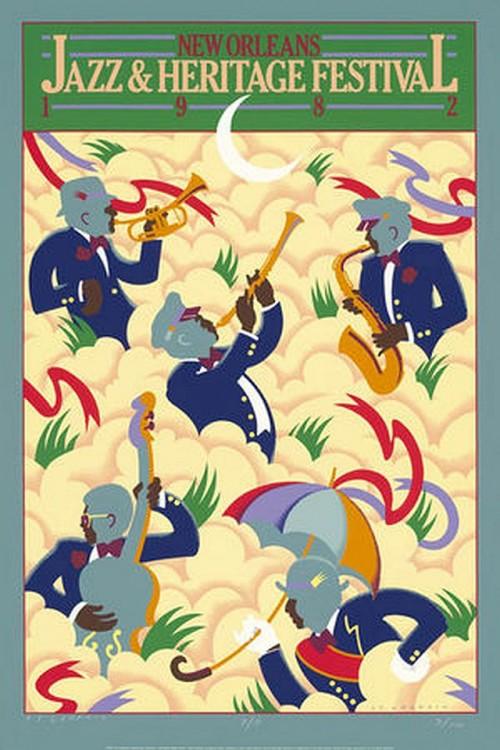 Jazz Fest  1982