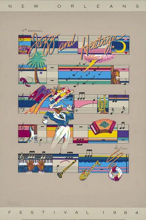 Jazz Fest 1984