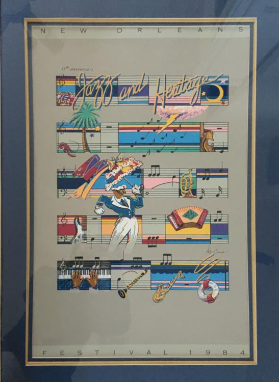 Jazz Fest 1984 <b>15th Anniversary
