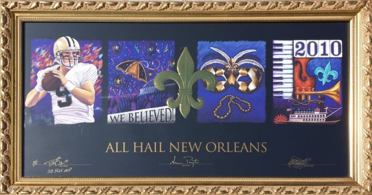 All Hail New Orleans     ---   Special Price