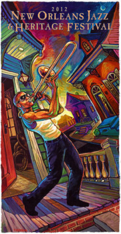 Terrance Osborne (Jazz Fest Artist)<Br> Jazz Fest 2012 <br> Porch Song: a Portrait of Trombone Shorty